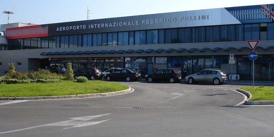 Международный аэропорт имени Федерико Феллини