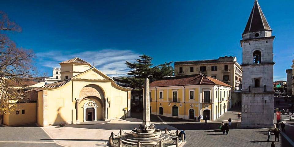 Беневенто Италия