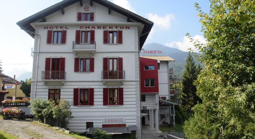 Отель Chaberton