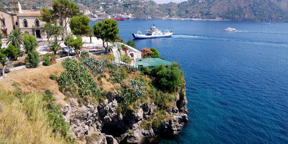 Остров Филикуди