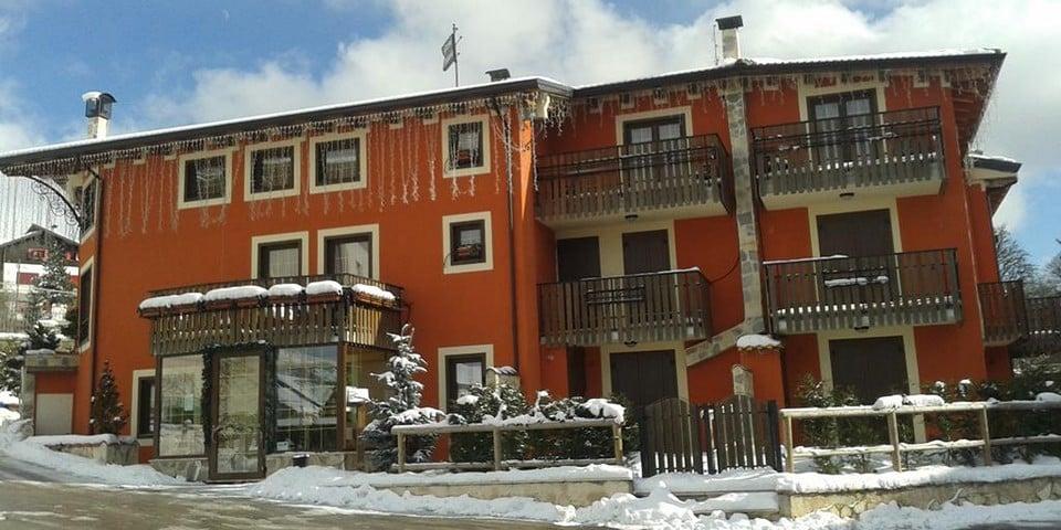 отель Garni Astoria
