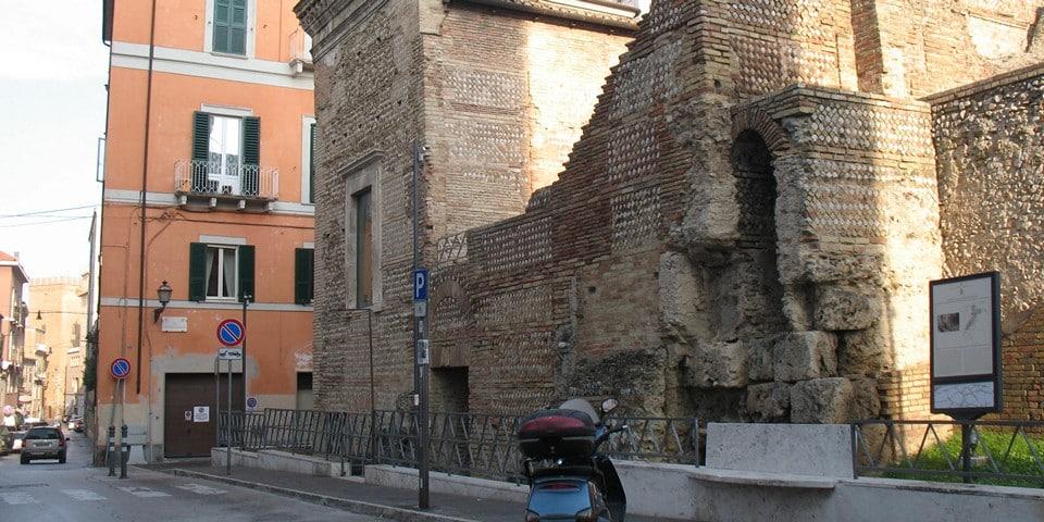 Музей археологии La Civitella в Кьети