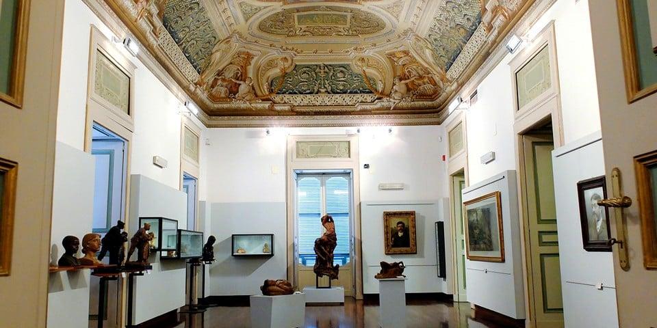 Costantino Barbellа музей искусств в Кьети