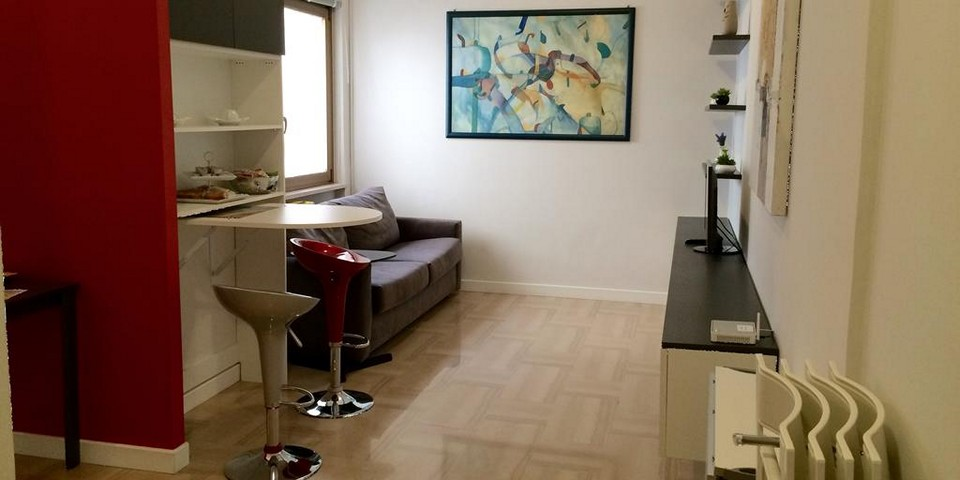 Апартаменты Pescara Center Apartment