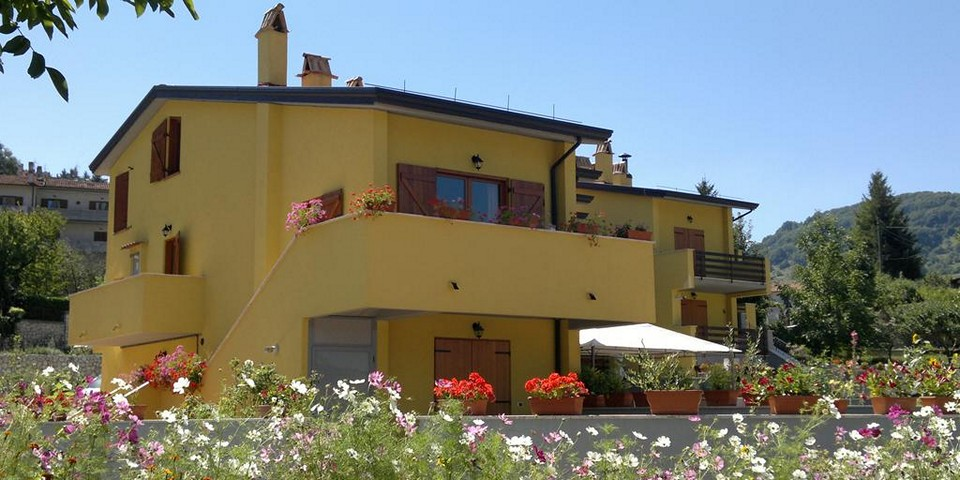 апартаменты Residence Orto di Venanzio