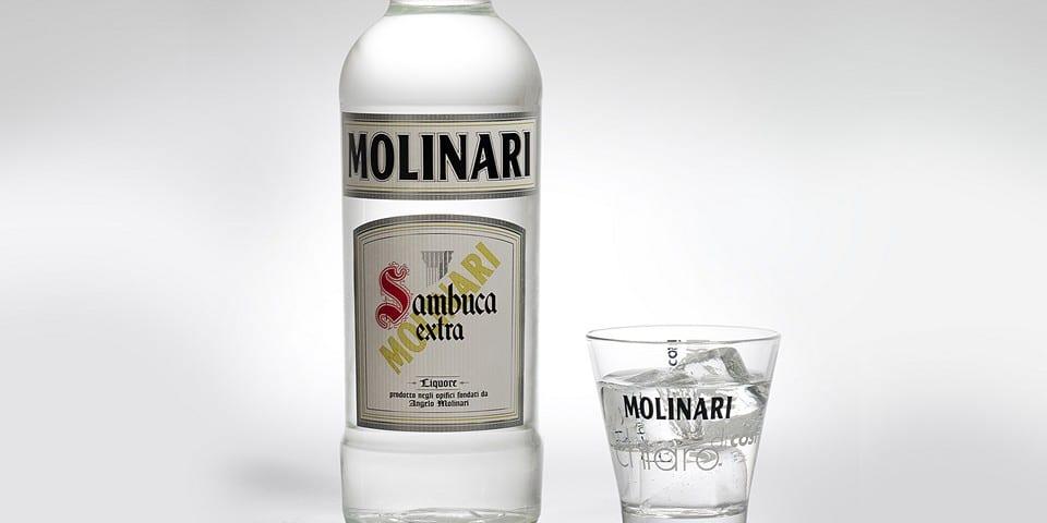 Самбука Молинари Экстра