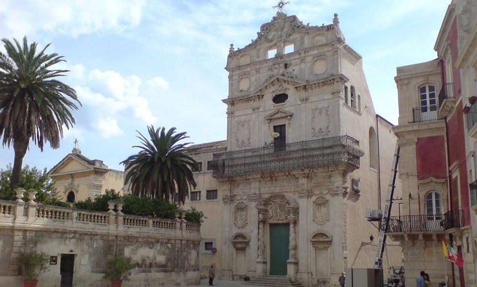 Церковь Санта-Лючия-алла-Бадия