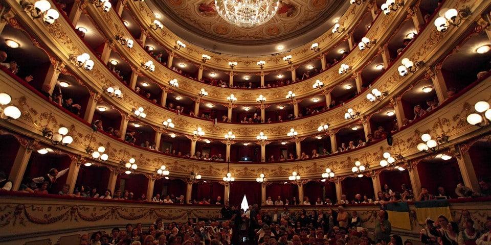 Театр Маруччино в Кьети