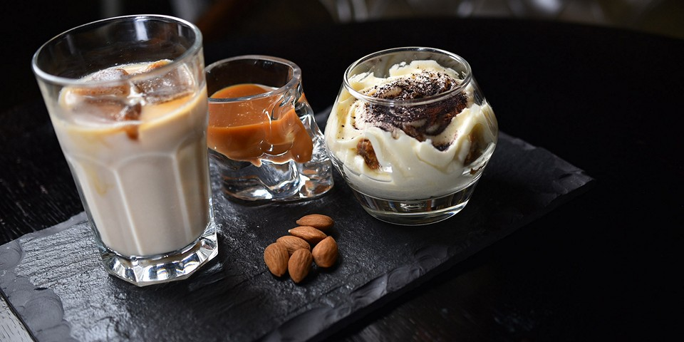 калорийность аффогато
