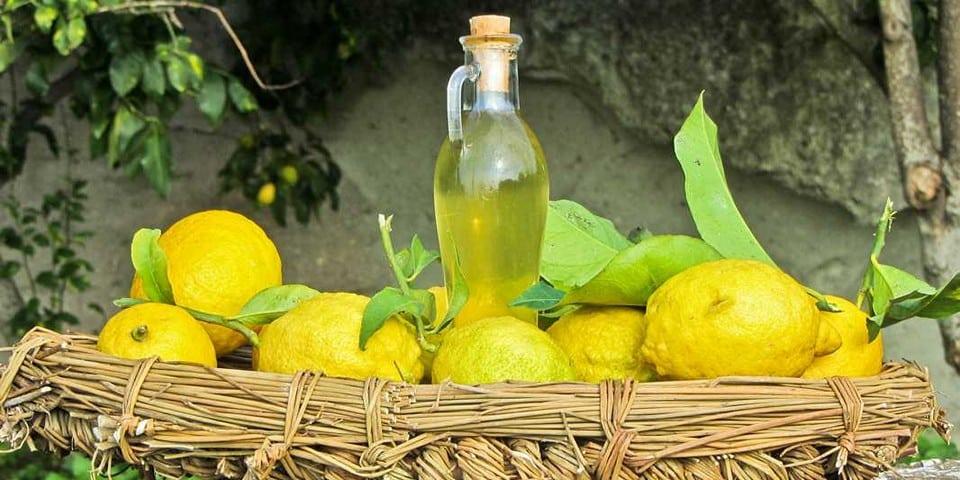 История появления лимончелло