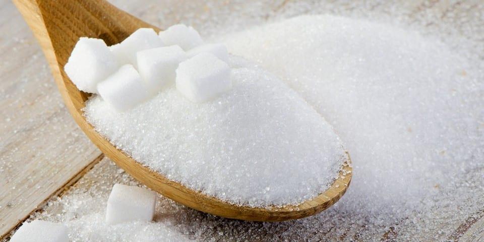 сахар в нутелле