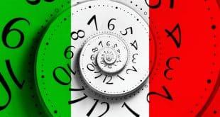Сколько времени в Италии сейчас