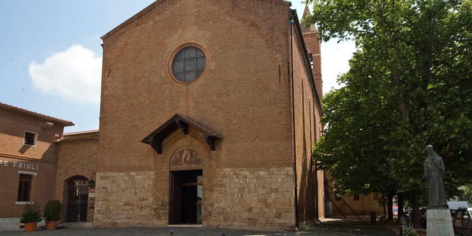 Церковь Сан-Франческо