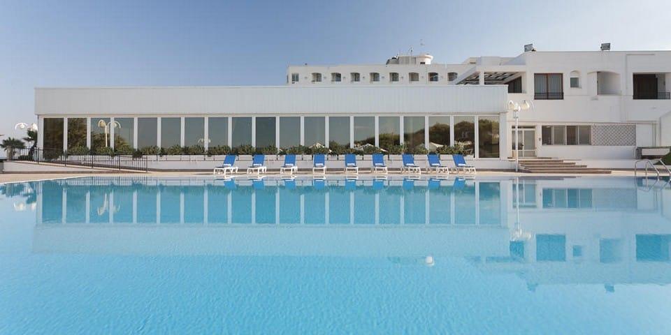 Отель Grand Hotel Costa Brada