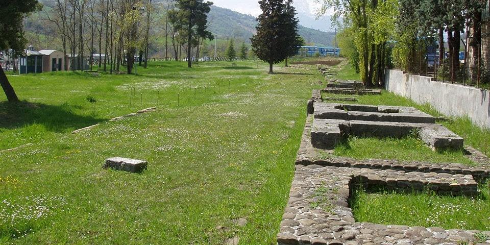 Некрополь di Ponte Messato