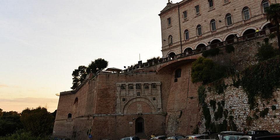 Крепость Павла