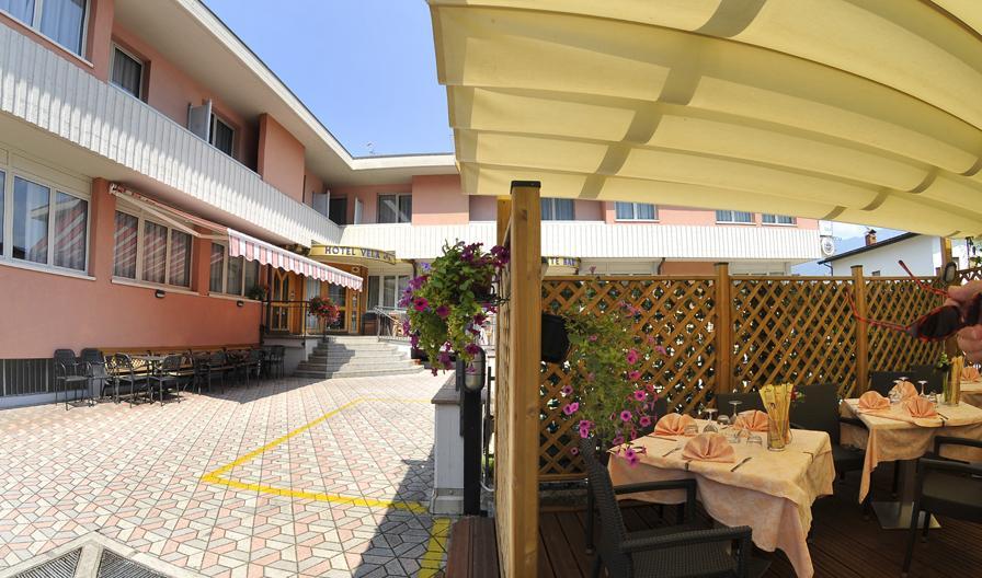Отель Vela