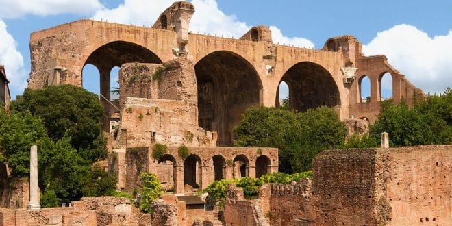 Базилика Максенция и Константина в Риме