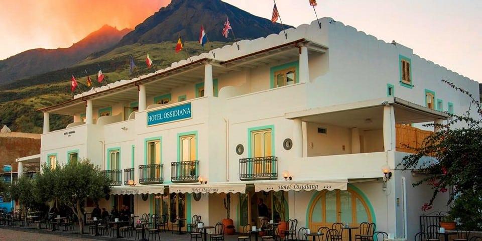 Отель Ossidiana Stromboli