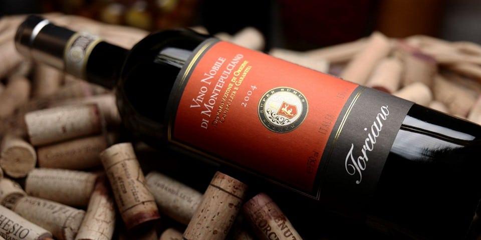 Вино «Нобиле де Монтепульчано»
