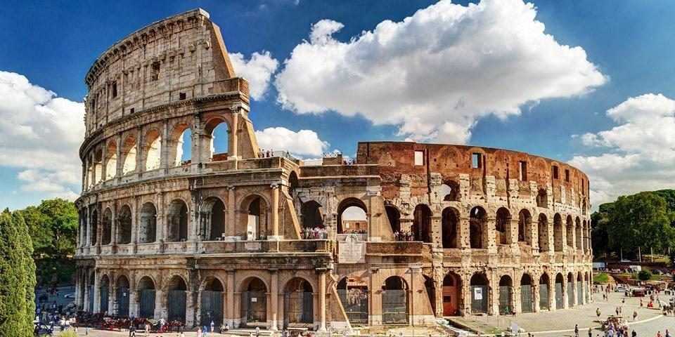 Рим - вечный город в стране Италия Достопримечательности Древнего Рима