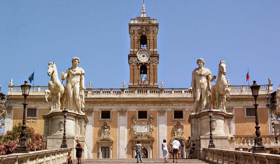 Капитолийские дворцы