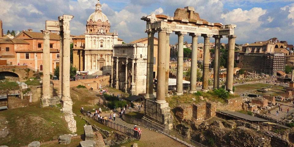 Прогулка по древнему риму доклад 3620