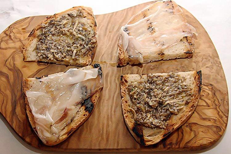 тосканский деликатес lardo di colonnata