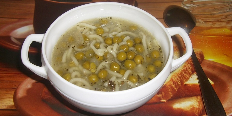 Луково-сливочный суп с итальянскими травами - рецепт пошаговый с фото