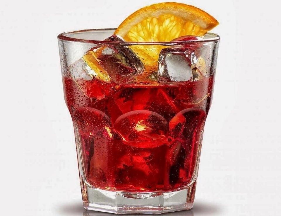 Кампари как пить