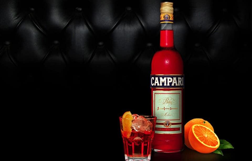 Кампари – горький аперитив рубинового цвета