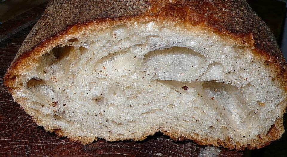 Домашний хлеб Аквилано