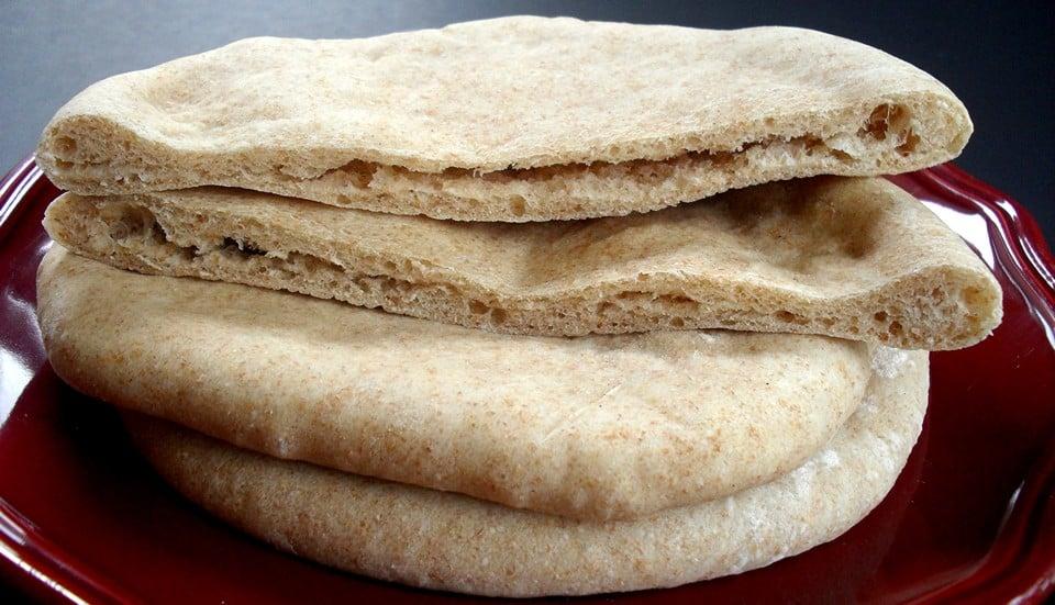 Хлеб Питта