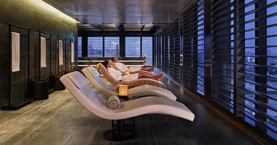 Отель Армани 5 звезд в центре Милана