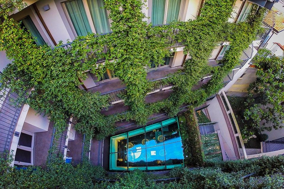 Экологический отель с нулевыми выбросами в центре Милана 4 звезды Hotel Milano Scala