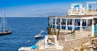 Отели на острове Капри