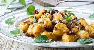 Ньокки – итальянские картофельные клецки