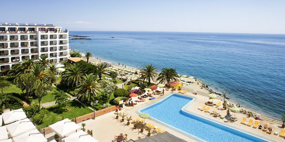 Hilton Giardini Naxos отель Хилтон в Джардини-Наксос