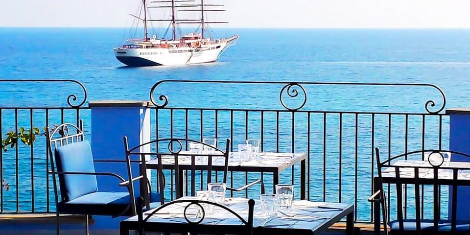 Hotel Palladio недорогой отель в Джардини-Наксос на Сицилии