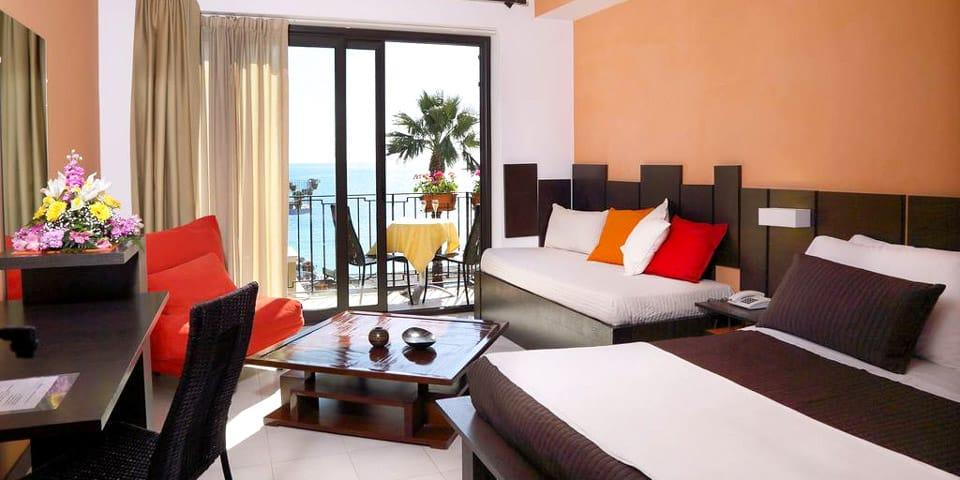 Hotel San Giovanni отель 3 звезды в Джардини-Наксос на Сицилии