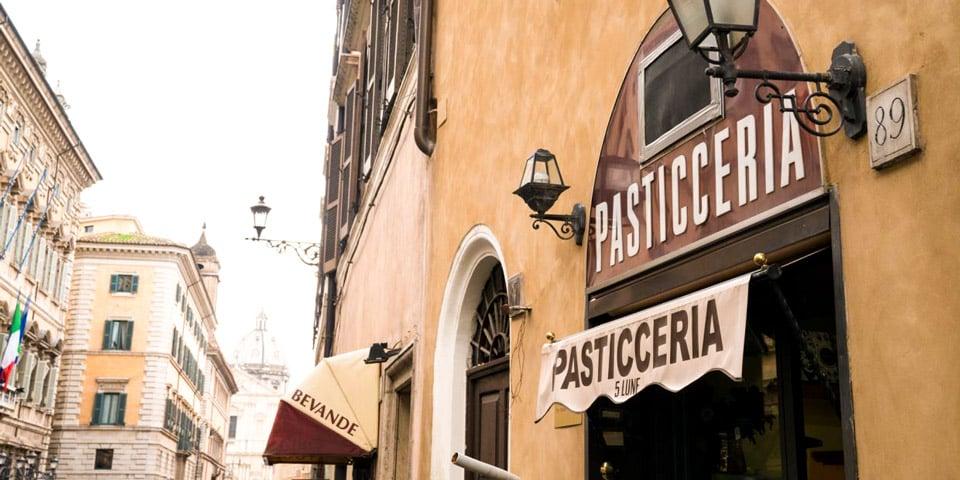 Pasticceria 5 Lune