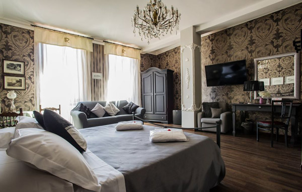 Hotel Residenza In Farnese отель в центре Рима с русскоговорящим персоналом