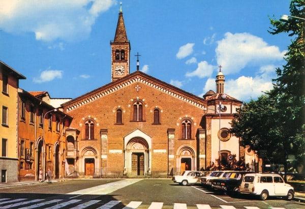 Базилика Сант-Эусторджо в Милане