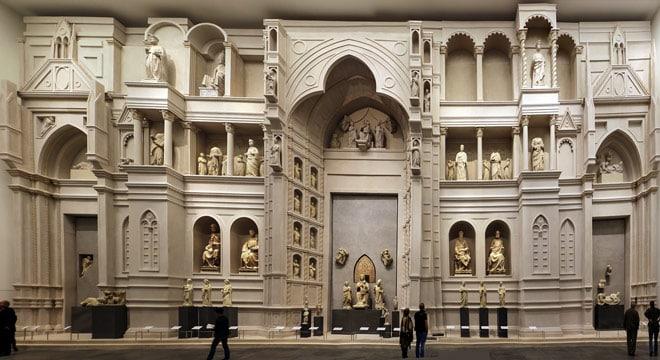 Музей Опера-ди-Санта-Мария-дель-Фиоре
