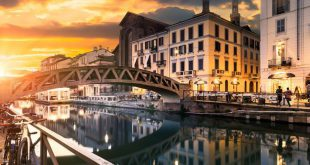Район Навильи в Милане