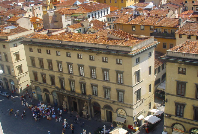 Палаццо Каноничи во Флоренции