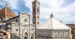 Соборная площадь Дуомо во Флоренции
