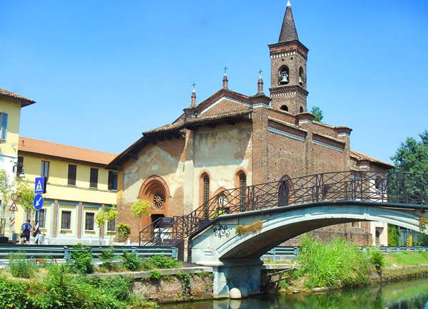 Церковь Сан-Кристофоро, Милан