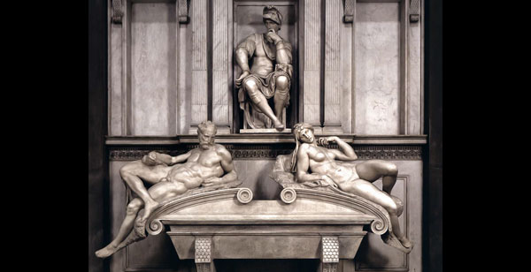 Гробница Лоренцо Медичи Великолепного во Флоренции