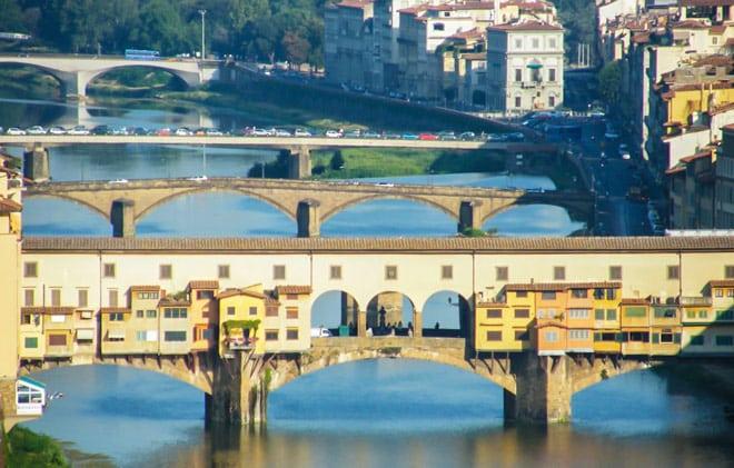 Мосты во Флоренции